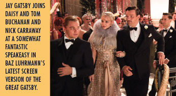 08119c914e21 Carey Mulligan is Daisy, the peaches and cream object of Gatsby's desire to  travel back to a time when their love was new and uncomplicated by the  intrusion ...