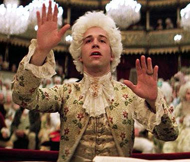 american film filled mozart s glorious music sumptuous locations and exquisite scenes from period operas amadeus is a study in contrasts the film is at once grand